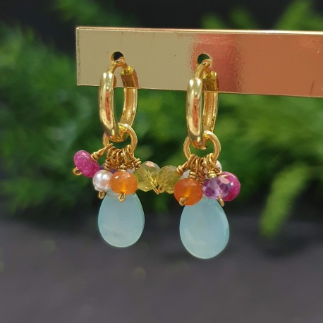 Aros y charms